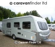 Hymer Nova SL 580 LE 2008 caravan