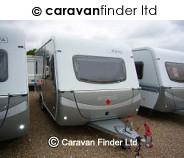Hymer Nova Luxusline 465 2014 caravan