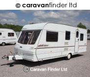 Lunar LX2000 525  2000 caravan