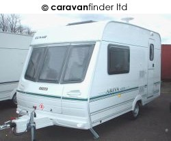 Lunar Arriva GTS 2003  Caravan Thumbnail