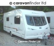 Lunar Clubman 470 2004 caravan