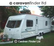 Lunar Lexon EW 2005 caravan