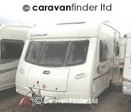 Lunar Stellar 400 2005 caravan