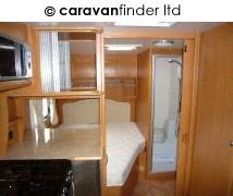 Used Lunar Lexon EB 2007 touring caravan Image