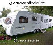 Lunar Quasar 615 2007 caravan