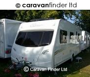 Lunar Clubman ES 2008 caravan
