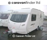 Lunar Ultima 462 2008 caravan