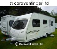 Lunar Clubman ES 2010 caravan