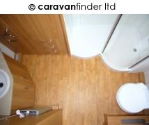 Used Lunar Clubman ES 2010 touring caravan Image