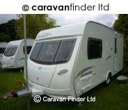 Lunar Quasar 462 2010 caravan