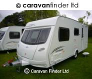 Lunar Quasar 524 2010 caravan