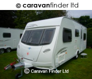 Lunar Quasar 546 2010 caravan