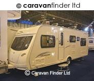 Lunar Quasar 556 2010 caravan