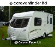 Lunar Stellar 2010 caravan