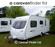 Lunar Quasar 524 2011 caravan