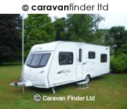 Lunar Quasar 556 2011 caravan