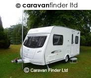 Lunar Stellar 2011 caravan