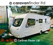 Lunar Ultima 524 2011 caravan
