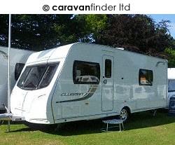 Lunar Clubman SB 2012  Caravan Thumbnail
