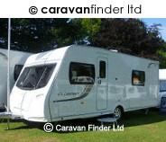 Lunar Clubman SB 2012 caravan