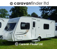 Lunar Clubman SE 2012 caravan