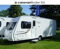 Lunar Clubman SI 2012  Caravan Thumbnail