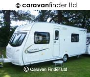 Lunar Lexon 520 2012 caravan