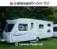 Lunar Lexon 550 2012 caravan