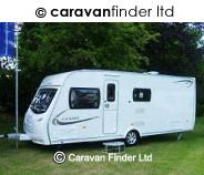 Lunar Lexon 560 2012 caravan