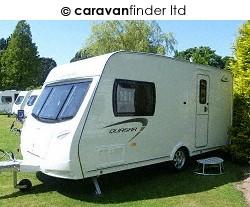 Used Lunar Quasar 462 2012 touring caravan Image