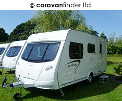 Used Lunar Quasar 464 2012 touring caravan Image