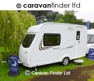 Lunar Arriva 2013 caravan