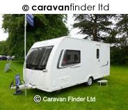 Lunar Clubman CK 2013 caravan