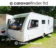 Lunar Clubman ES 2013 caravan