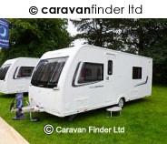 Lunar Clubman SB 2013 caravan