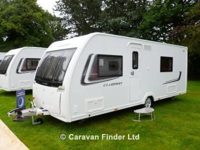 Used Lunar Clubman SE 2013 touring caravan Image