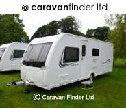 Lunar Lexon 560 2013 caravan