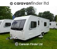 Lunar Lexon 640 2013 caravan
