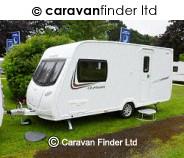 Lunar Quasar 462 2013 caravan