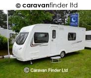 Lunar Quasar 544 2013 caravan