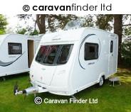 Lunar Ariva 2014 caravan