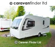 Lunar Clubman CK 2014 caravan