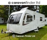 Lunar Clubman SB 2014 caravan