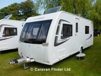 Lunar Clubman SE 2014  Caravan Thumbnail