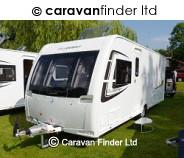 Lunar Clubman SI 2014 caravan