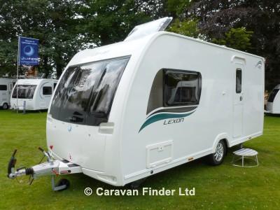 Lunar Lexon 470 2014  Caravan Thumbnail