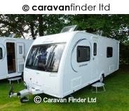 Lunar Quasar 544 2014 caravan