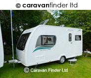 Lunar Stellar 2014 caravan