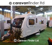 Lunar Ultima 564 2014 caravan