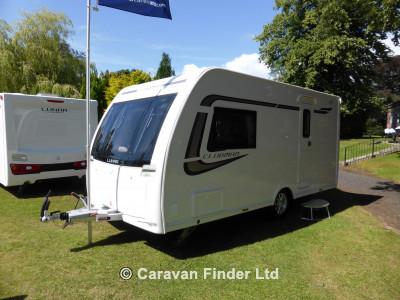 Lunar Clubman CK 2015  Caravan Thumbnail